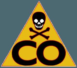 jégdugók kialakulása - co mérgezés elkerülése
