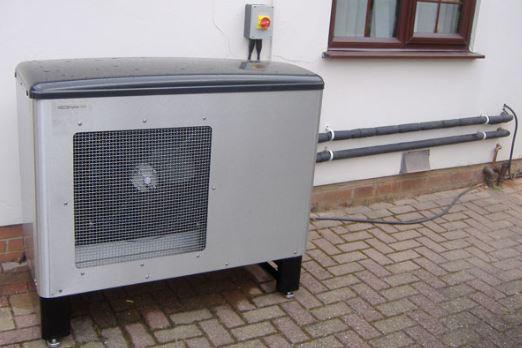 légfűtéses fűtő rendszer
