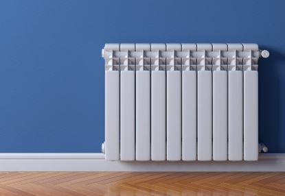 radiátor csere