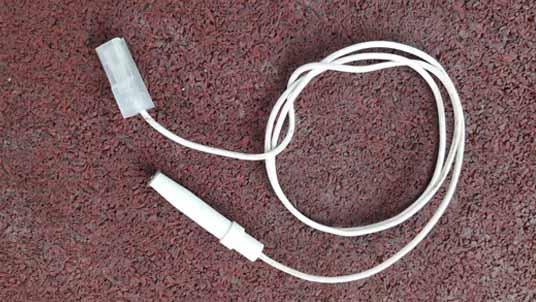 zsinóros elektróda